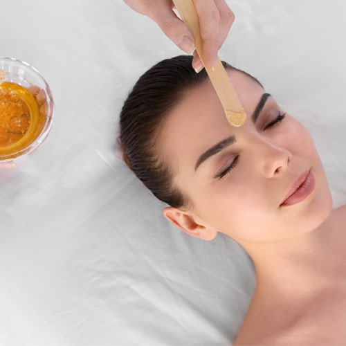 Face Waxing Service 1