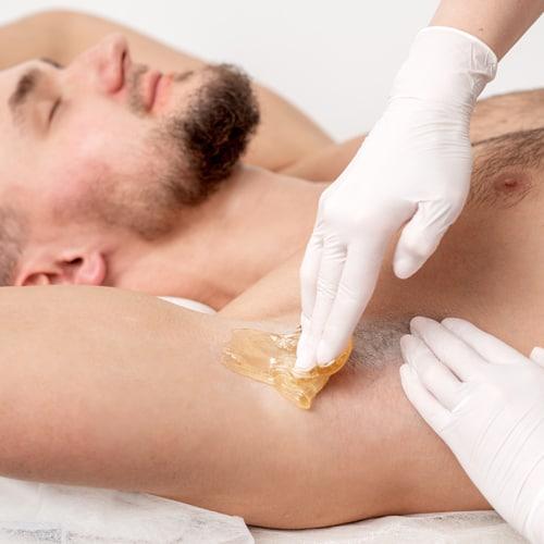 Male Body Waxing - Embrace it