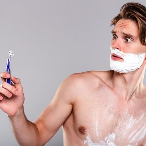 Male Body Waxing - Shaving Alternative